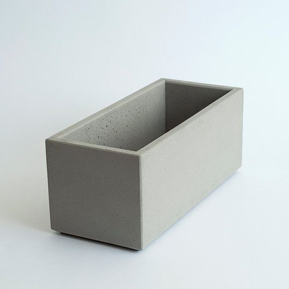 images about Dining room Concrete planters
