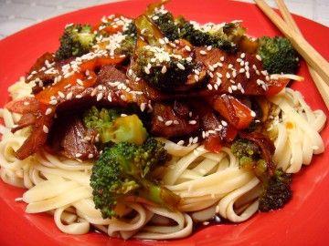 Make and share this Leftover Pork Chop Stir Fry recipe from Food.com.