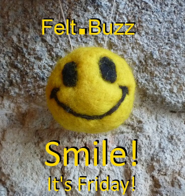 Smile! It's Friday!