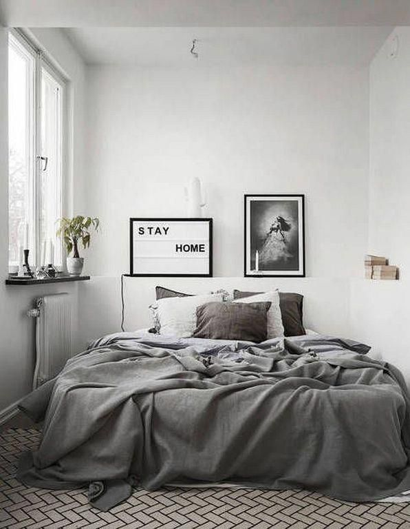 20 Minimalist Modern Men Bedroom Interior Design And Ideas Minimalistbedroom 20 Mi In 2020 Amazing Bedroom Designs Scandinavian Design Bedroom Minimalist Bedroom