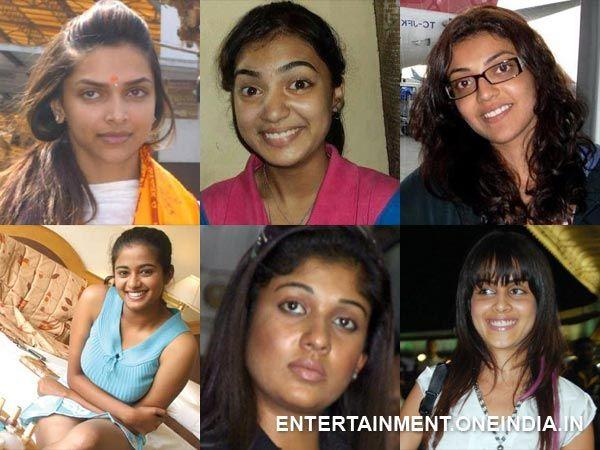 Hot Bollywood Actress Without Makeup Photos Wallpapers - Mugeek