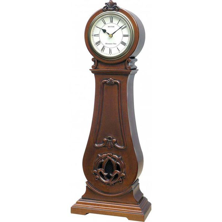 Classic Grandfather Clock in Petit Style Clock