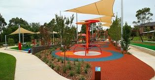 Livvi's Place, Sydney, Australia. Livvi's Place is inclusive playground in Sydney, Australia that caters to the needs of children with disabilities. The playground benefited from $110,000 of pro-bono work completed by AECOM, in addition to receiving financial support from the City of Ryde, State and Federal grants, and pro-bono contributions from other partners and sponsors.