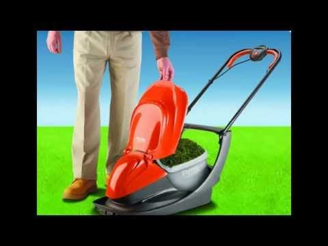 Electric Lawnmower Flymo Easi Glide 300 1300W