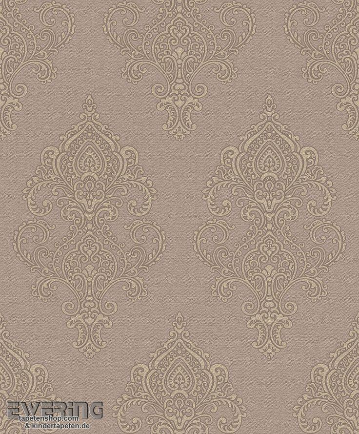 46 Besten Wohnzimmer-Tapeten Mit Eleganten Ornamenten - Amira Von