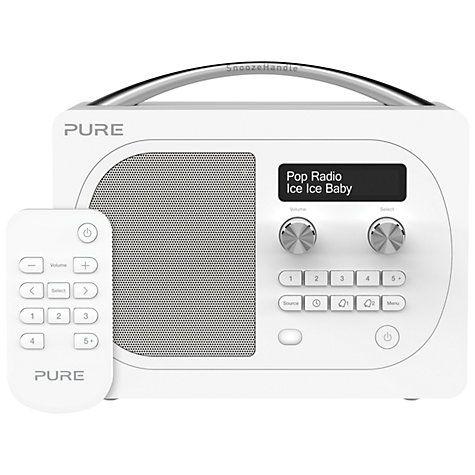 Buy Pure Evoke D4 DAB/FM Bluetooth Radio Online at johnlewis.com