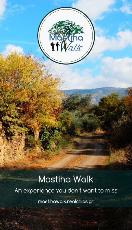 Mastiha Walk - Real Chios