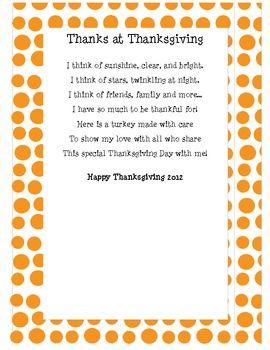 Best 25+ Thanksgiving Poems ideas on Pinterest | Thanksgiving ...