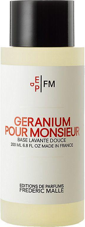 Frédéric Malle Women's Geranium Pour Monsieur Shower Gel - 200ml