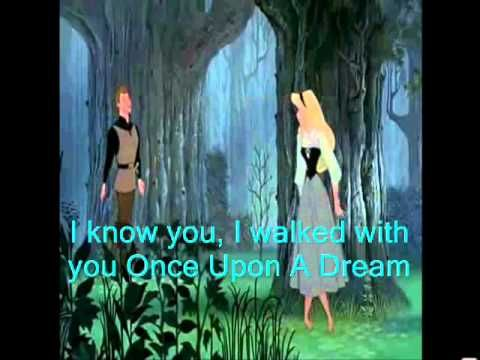 Once Upon A Dream - Sleeping Beauty