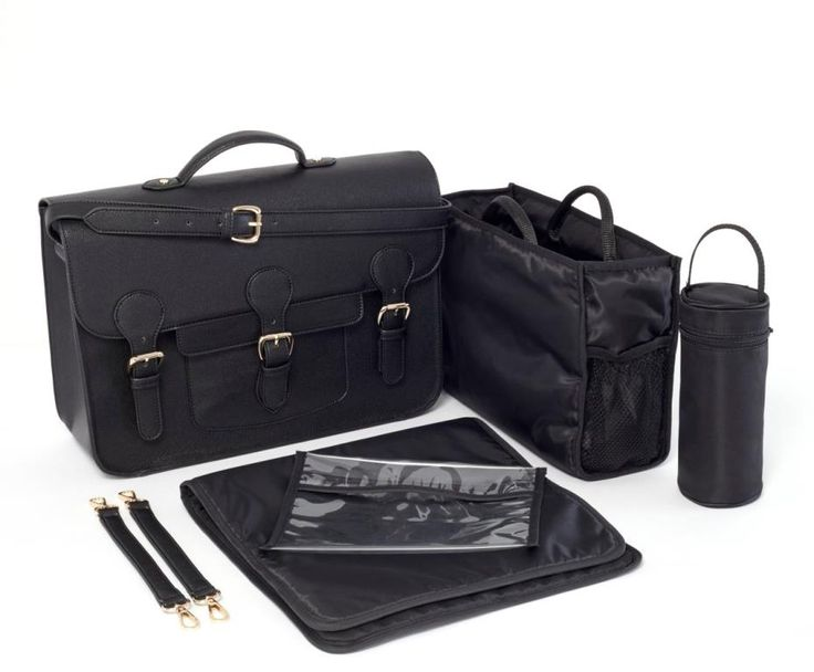Tutti Bambini Riviera Changing Bag - Black is in stock and is available now. Order online today with price matching and speedy delivery.