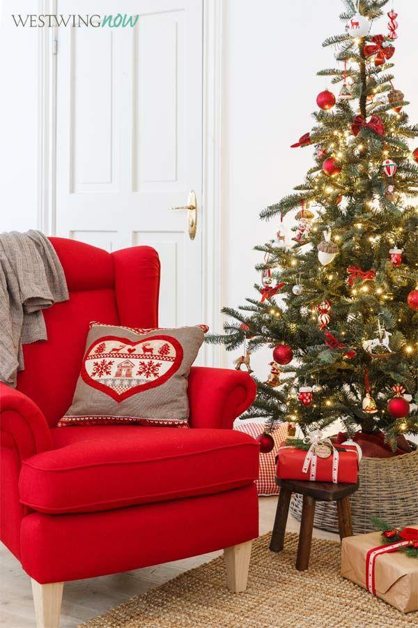 25 einzigartige amerikanische weihnachtsdeko ideen auf. Black Bedroom Furniture Sets. Home Design Ideas