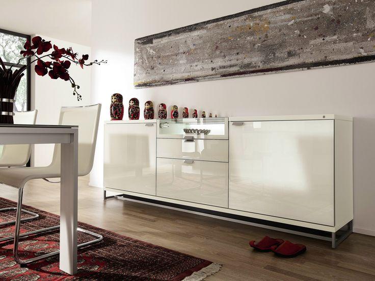 187M - TAMETA Sideboard by Hülsta-Werke Hüls Haus Pinterest - h lsta m bel wohnzimmer