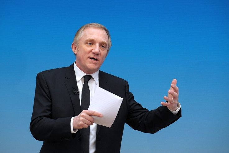 10 Things You Didn't Know About Salma Hayek's Billionaire Husband François-Henri Pinault | StyleCaster