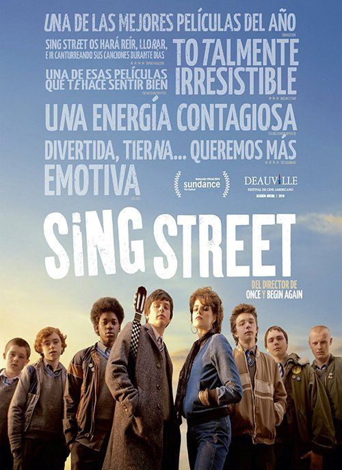 Watch Sing Street Full Movie Online