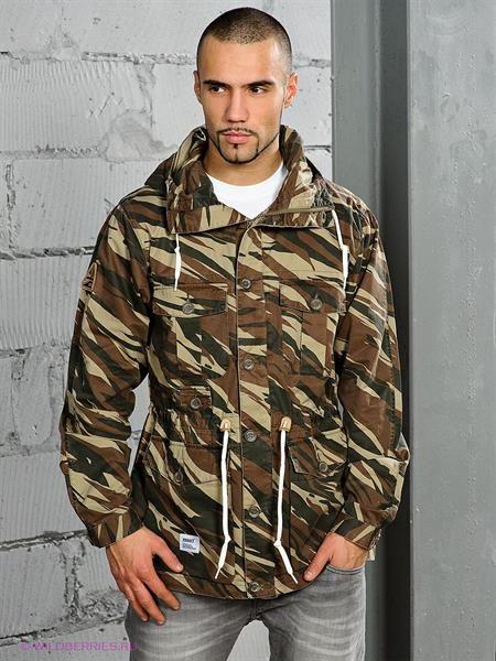 Nike куртка хаки