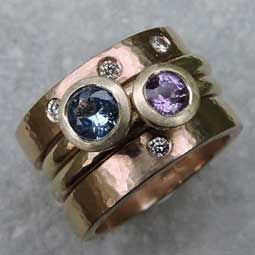 Handmade rings, Handmade engagement rings