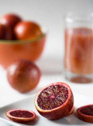 Blood Orange-Coriander Gastrique