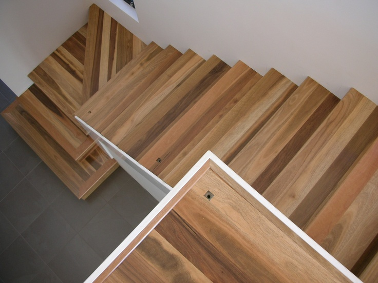 Spotted Gum stairs, Mt Claremont