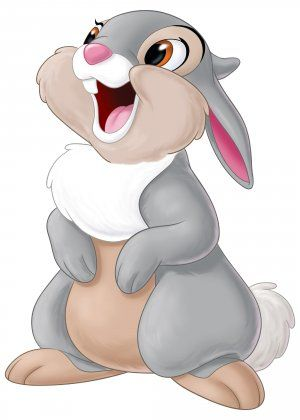 Thumper, this is what I called my youngest when I was pregnant with her cause she thumped me constantly.
