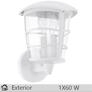 Aplica iluminat decorativ exterior Eglo, gama Aloria, model 93094