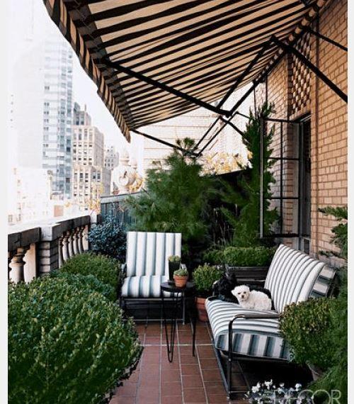 Ufak bir kilim ya da balkon halısı kullanarak da bu dekorasyonu tamamlayabilirsiniz. Siz de yaz ayları için balkonunuzu güzelleştirmek istiyorsanız bu fikirlerden faydalanarak estetik görünü