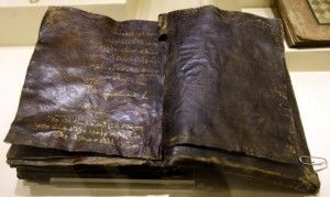 """Much to the dismay of the Vatican, an approx. 1500-2000 year old bible was found in Turkey, in the Ethnography Museum of Ankara.  Discovered and kept secret in the year 2000, the book contains the Gospel of Barnabas – a disciple of Christ – which shows that Jesus was not crucified, nor was he the son of God, but a Prophet.  The book also calls Apostle Paul """"The Impostor"""".  The book also claims that Jesus ascended to heaven alive, and that Judas Iscariot was crucified in his place."""