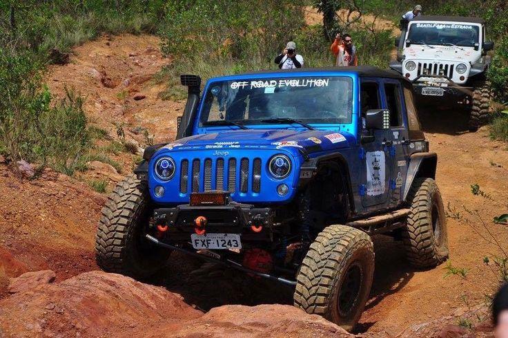 Curta o vídeo do 4º Encontro Nacional Jeep Wrangler