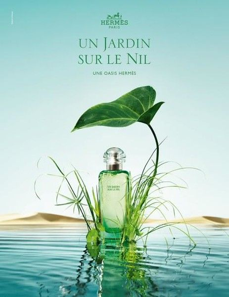 267 best images about perfume fragrance advertising on for Jardin sur le nil