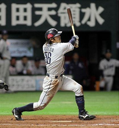 Tomohito Yoneno (Saitama Seibu Lions)