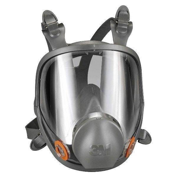 3M - 6800S Konfor Tam Yüz Maskesi Çok hafif ve tekrar kullanılabilir solunum cihazlarıdır. Az bakım gerektirir. Nefes alma direncini azaltmak için çift filtre kullanılır. Değişebilen filtreler sayesinde maliyetler azaltılmaktadır. Fiyata filtreler dahil değildir. Beşik sistemli baş bandı sayesinde kolay takılıp çıkarılabilir. Yüze oturan bölge, yumuşak elastomerden imal edilmiştir. EN 140 standardına uygundur.