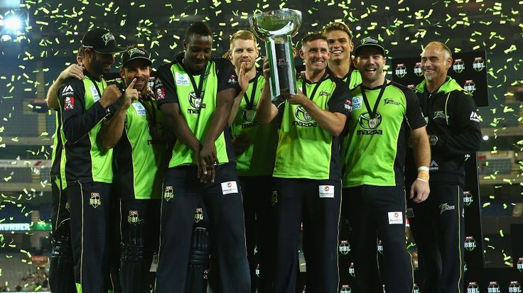 Joining Sydney Thunder the 'best decision' - Michael Hussey