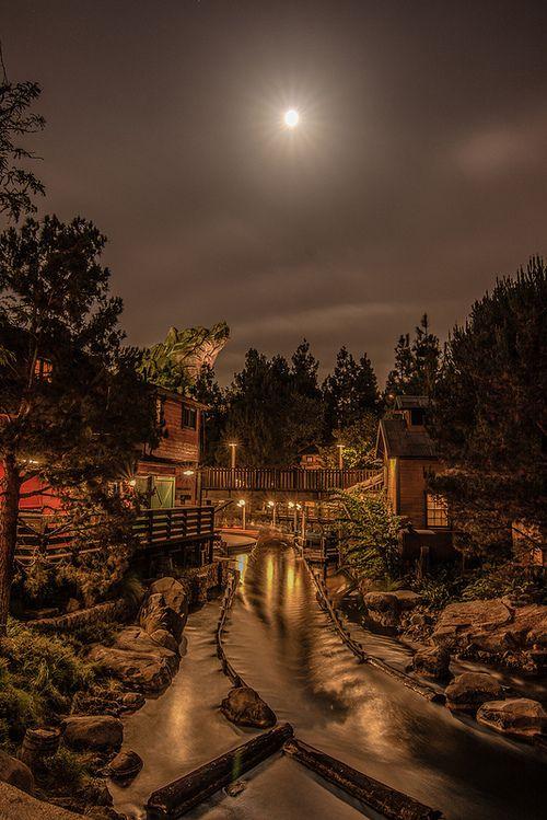 Grizzly River Run, California Adventure Resort