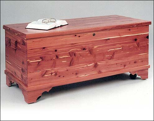 Cedar blanket chest plans woodworking projects plans for Hope chest plans pdf