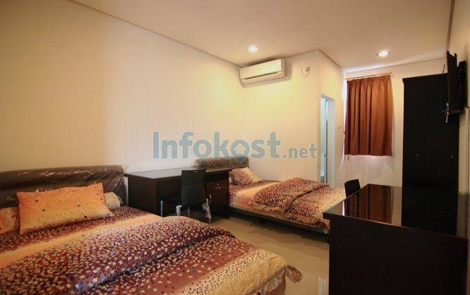 Kost Kemanggisan Suite Palmerah Jakarta Barat mulai dari 1.500.000