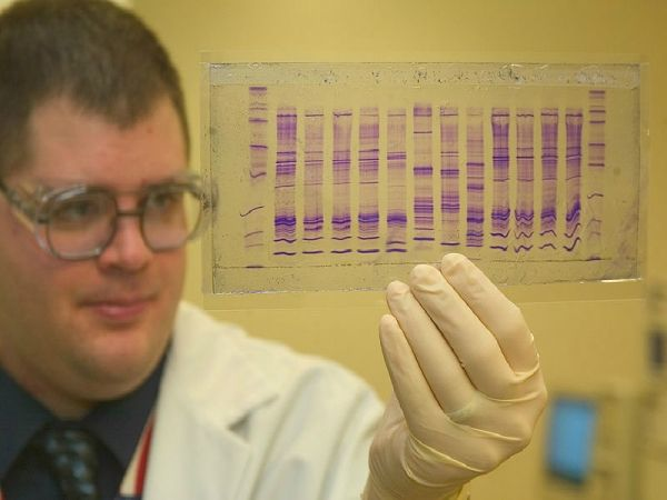 """DNA profile   ...DNA tests provide irrefutable proof of origin. This applies as well to the """"Kennewick Man,"""" who is now being tagged to be of Native-American descent, possibly heralding the end to a years-long debate between scientists and native tribes."""