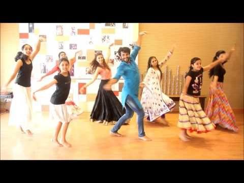Kajra re Devesh Mirchandani at OYT with Longinus (Bollywood class) - YouTube