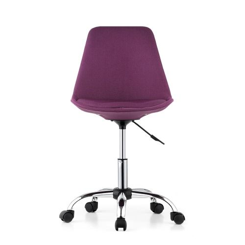 Buy best purple iKayaa Adjustable Home Office Desk Chair from LovDock.com. Buy affordable and quality Office Chairs online, various discounts are waiting for you