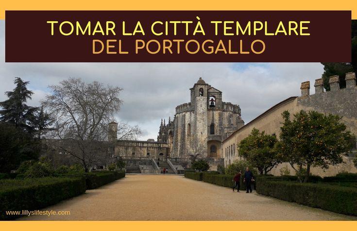 Tomar la città templare del Portogallo