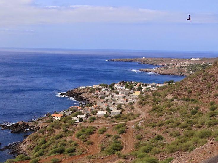 Cape Verde's coast