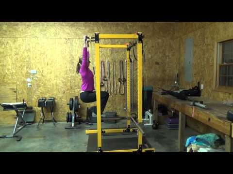 How to perform an assisted pull up