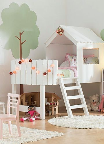 Tree house for my girls.