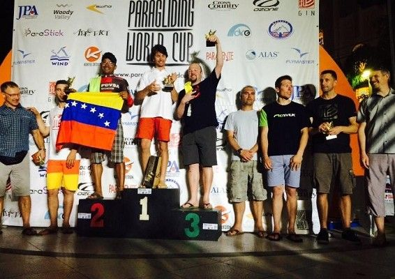 PWC Brasile 2015, a Baixo Guandu vince l'Italia con Littamè