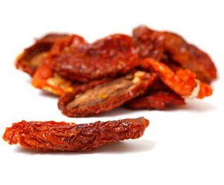 Briciole di Salute - ricette e consigli per mangiare in modo salutare: Pesto di pomodori secchi, basilico e mandorle - Br...