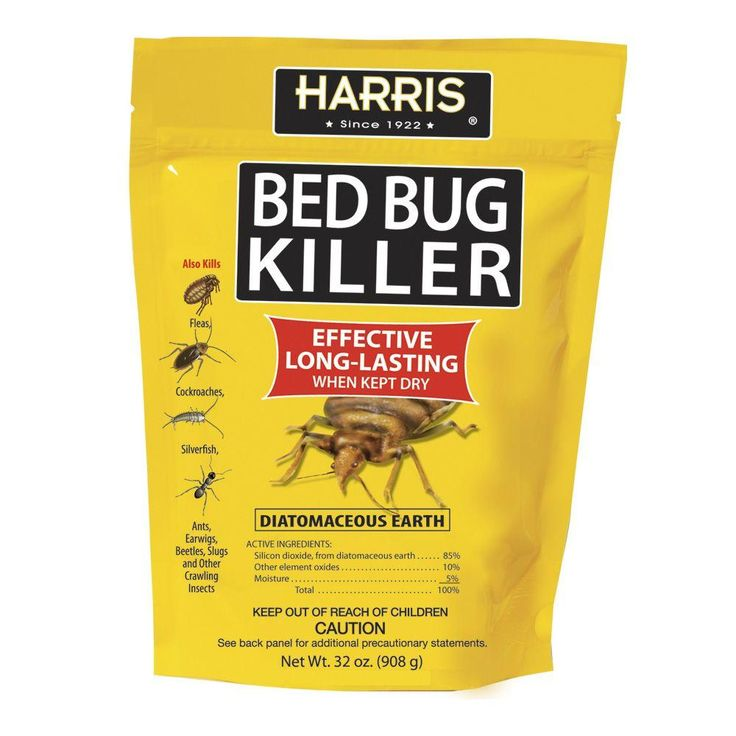 Harris Bed Bug Killer Walmart
