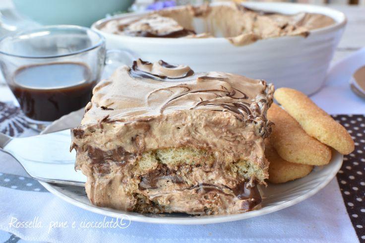 Il DOLCE al CAFFE NUTELLA e PAVESINI si mantiene morbido anche dopo il freezer ed ha un intenso gusto al caffe' grazie ad un ingrediente!