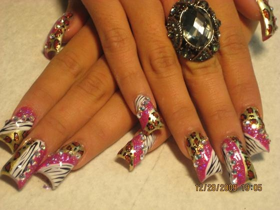 exotic nail art gallery - 25+ Beautiful Exotic Nails Ideas On Pinterest Exotic Nail