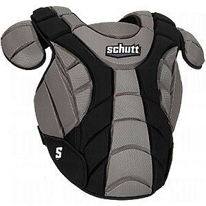 Schutt Sports Scorpion Chest Protector for Softball (Black, 15-Inch) by Schutt. $44.95. The Scorpion Chest Protector was introduced in 2008 - an innovative chest protector truly designed for female fastpitch players. A true fit that follows the contours of the player's body, giving you protection where it's needed most.