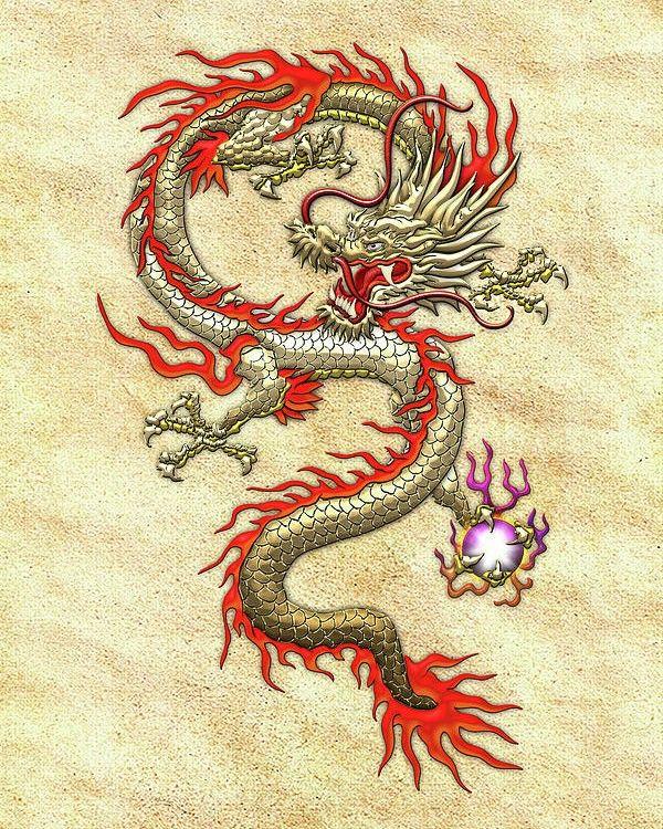 Pin By Juliana On Tat In 2019 Dragon Artwork Chinese