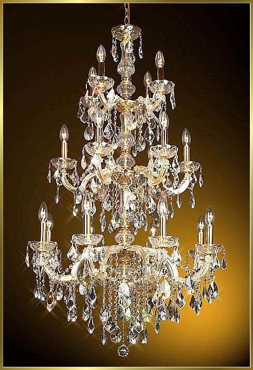 Maria Theresa Chandeliers Gallery Model